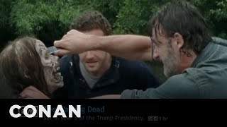 What Conan's Watching: The Walking Dead, Duck...