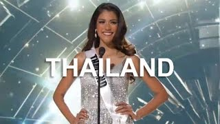 THAILAND--Preliminary Show MISS UNIVERSE 2015 Aniporn Chalermburanawong