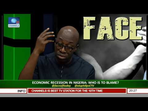 Economic Recession In Nigeria: Who Is To Blame? Pt 1