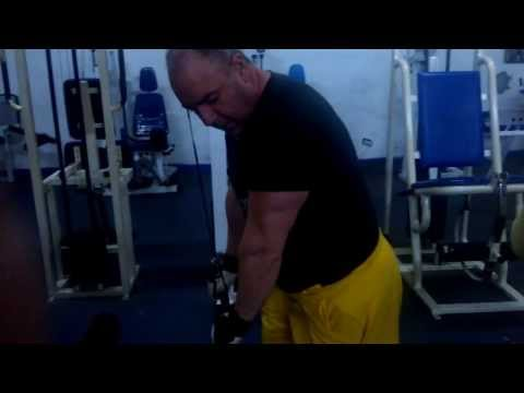 Marcelo Migliore - Jalones triceps con polea alta