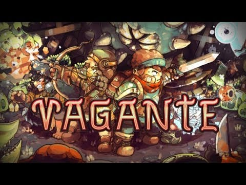 Vagante Gameplay Impressions 2018 - Gorgeous RPG Roguelike Action!