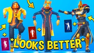 Fortnite Dances & Emotes se ve mejor con estas pieles #6 (Temporada X)