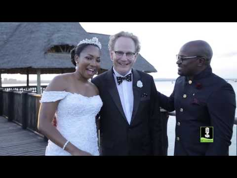 CHRIS AND PENDO'S WEDDING || FUNGA MWAKA 2016