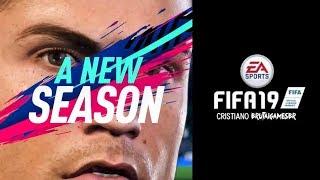 FIFA 19   NOVA FACE DO CRISTIANO RONALDO NA JUVENTUS!