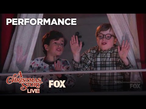 'A Christmas Story Live' has its moments, but falls short of a holiday classic