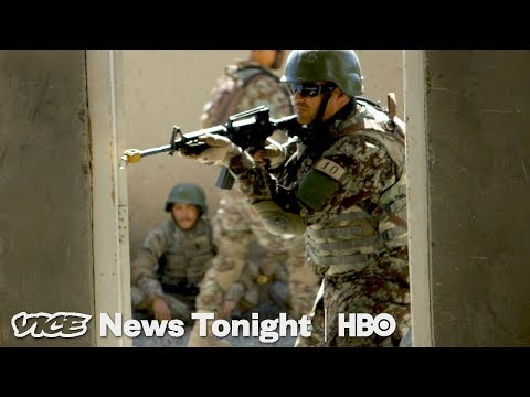 Afghanistan's Elite Fighters & Counting The Homeless: VICE News Tonight Full Episode (HBO)