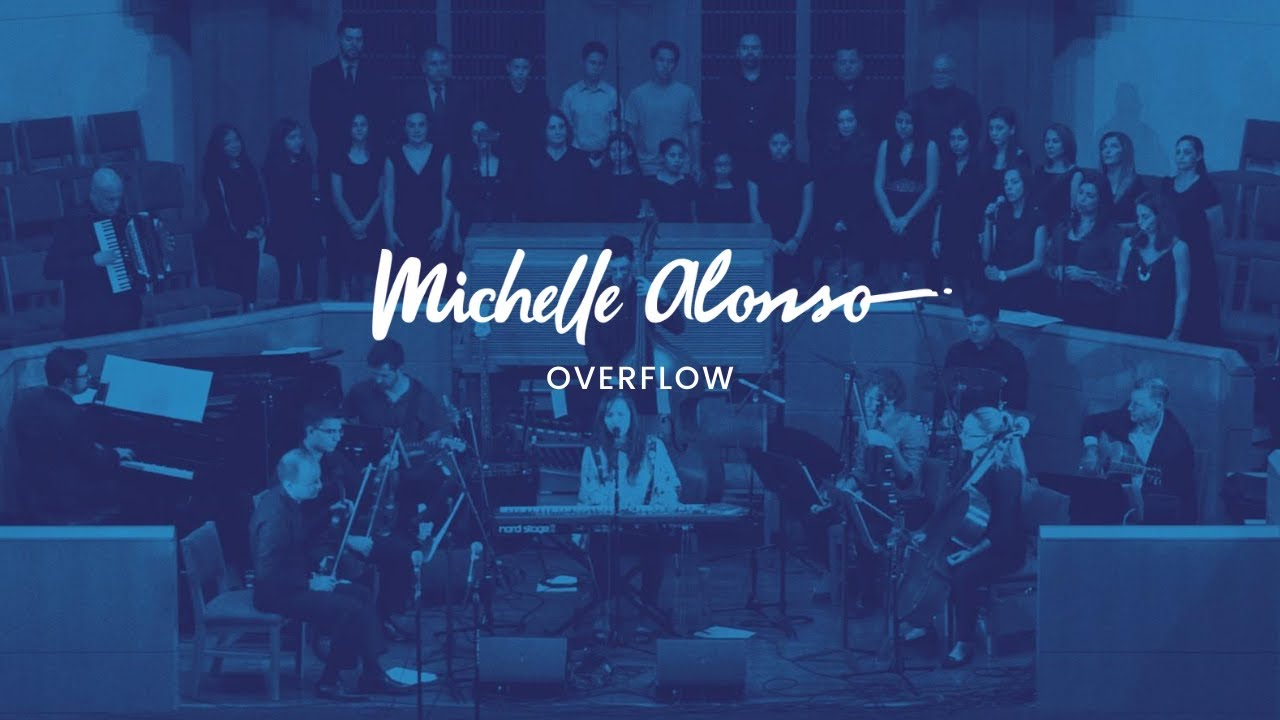 Michelle Alonso - Overflow (Live)