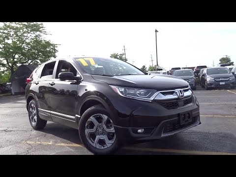 2017 Honda CR-V Glenview, Des Plains, Highland Park, Elmhurst, Morton Grove, IL P7422