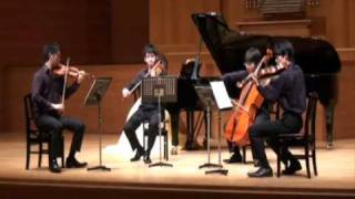 Dvorak Piano Quintet in A major op.81  2mov. Dumka:Andante con moto
