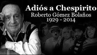 """Las Golondrinas """"Adios Chespirito"""""""