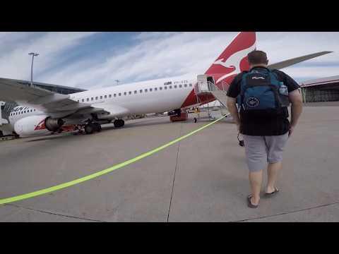 TRIPREPORT | Sydney - Brisbane | Qantas Boeing 737 [Economy class]