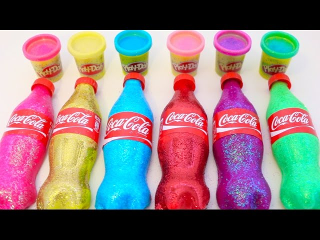 العاب اطفال تعليمية - تعلم الالوان باللغة الانجليزية Learn Colors Play Doh For Kids