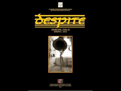 DESPITE LITERARY AND ABSSURDAL MAGAZINE - No 02.2016.