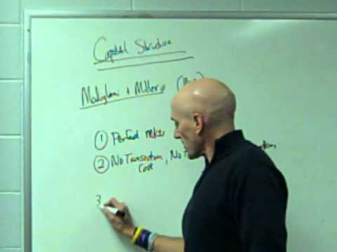 Capital Structure class I