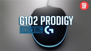 Logitech G102 Prodigy - Unboxing for only 20$!!!