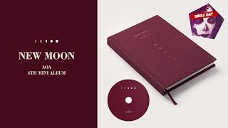AOA - NEW MOON (6TH MINI ALBUM) 날 보러 와요| 에이오에이 - 뉴 문(6집 미니앨범…