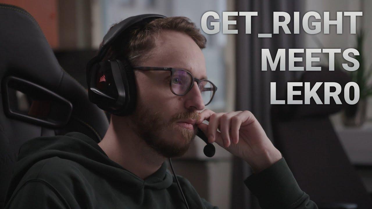 GeT_RiGhT meets Lekr0! - DreamHack Masters Winter 2020