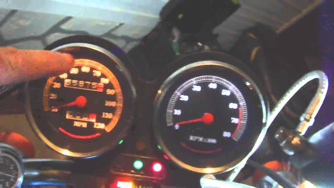 Harley Led Instrument Lights Cheap Youtube