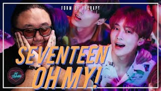 """Producer Reacts to SEVENTEEN """"Oh My!"""""""