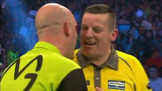 Relive michael van gerwen's route to a fifth masters title as he remained undefeated in milton keynes...will it be sixth win this weekend for mvg?b...