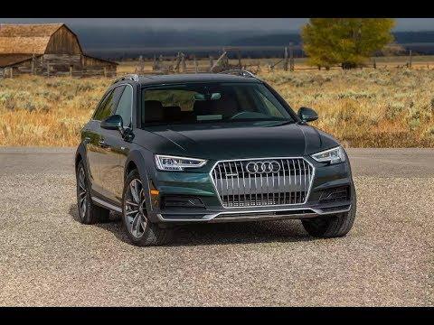 Audi A4 2018 Car Review