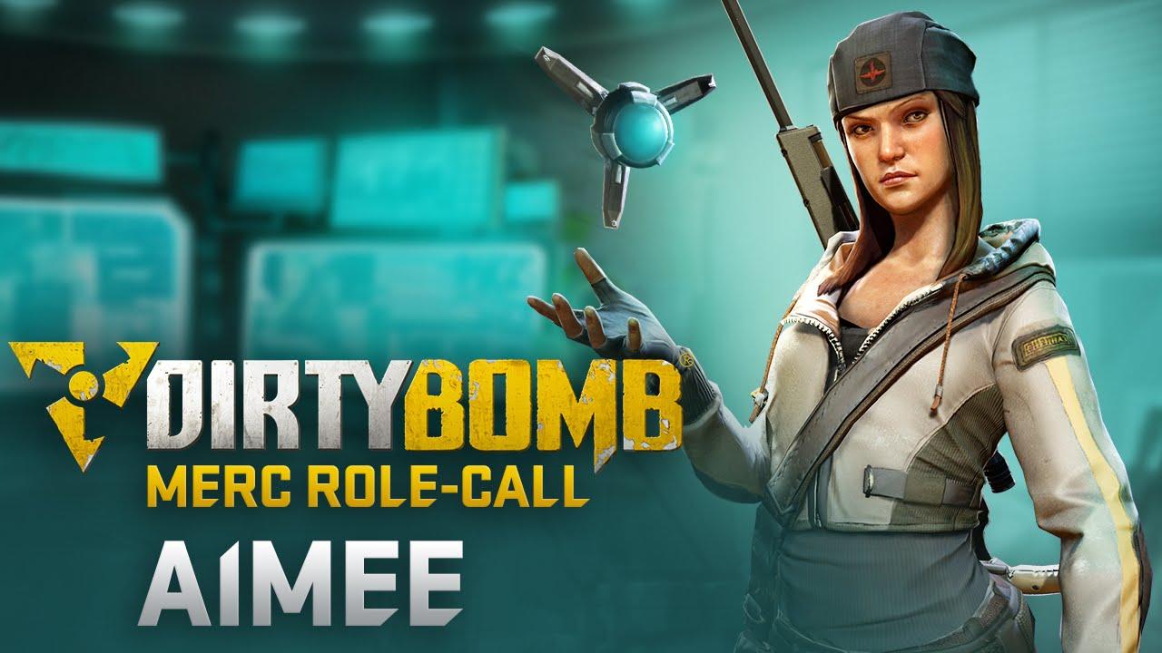Dirty Bomb Aimee