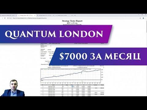 Советник Quantum London | Победитель для конкурсов