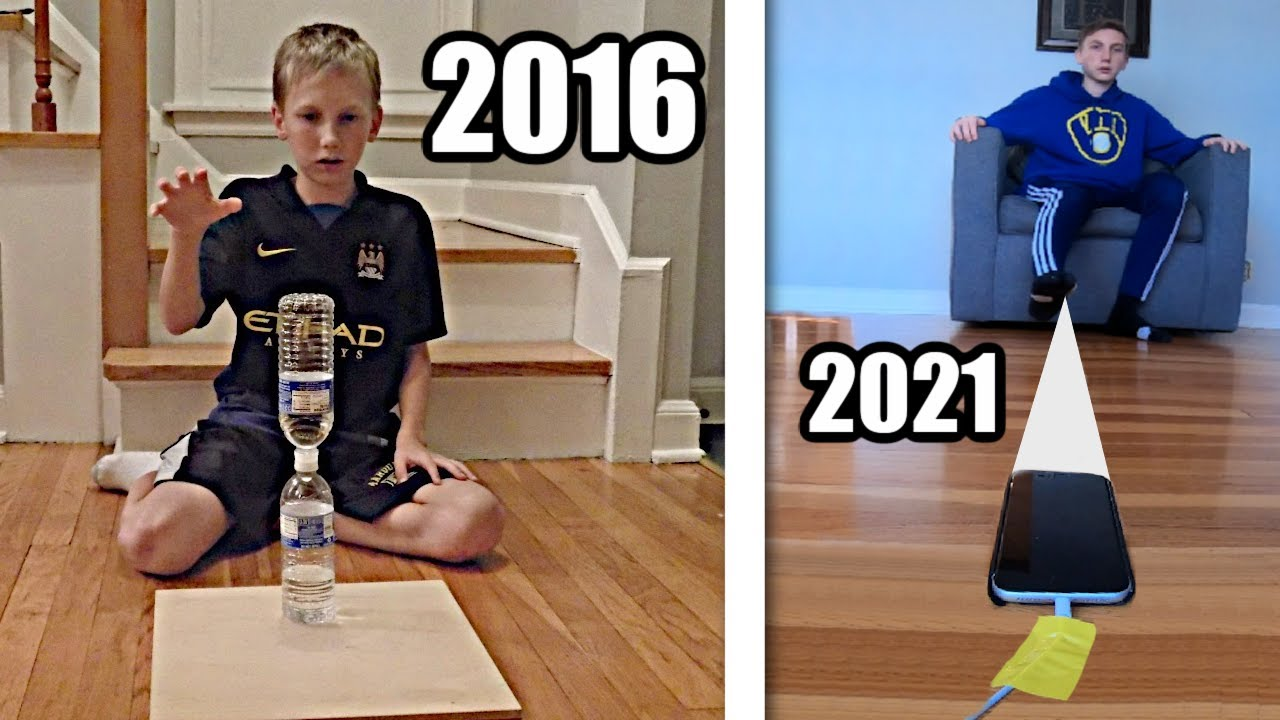 5 Years of Trick Shots