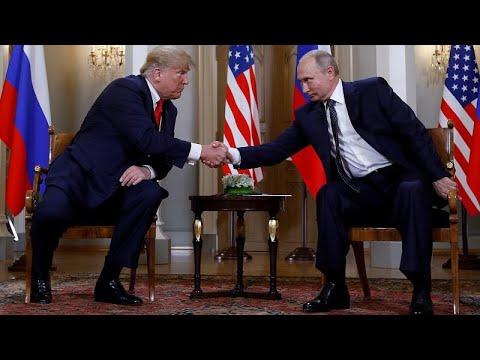 Trump rejeita críticas e diz que encontro com Putin foi excelente
