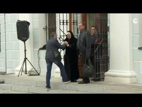 Прощание с Вилли Токаревым