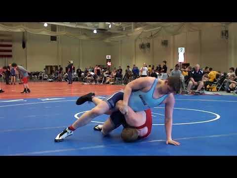 285 m, Jordan Earnest, Ohio Lightning vs Jack DelGarbino, Green Machine