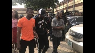 JUST IN: Small Doctor Released from Prison