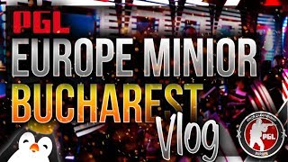 Team Kinguin - EU MINOR - PGL BUCHAREST - SZPERO VLOG