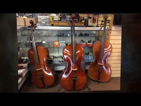 Instruments for Rental, Dothan, Alabama