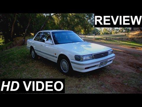 1992 Toyota Cressida Grande Review