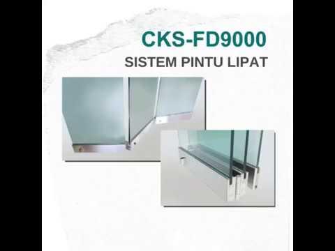 CKS-FD9000 Sistem Pintu Lipat