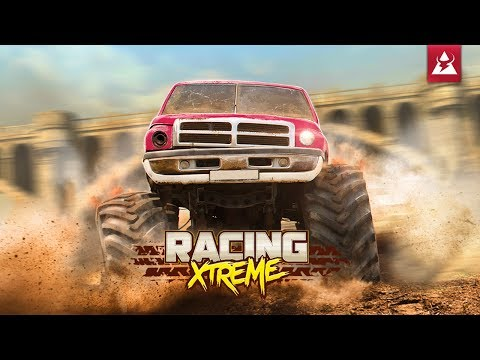 Racing Xtreme: Best Driver 3D - Game Trailer || T-Bull