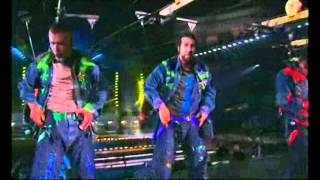N Sync - Space Cowboy (Live at PopOdyssey Tour 2001) [HD]