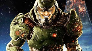 Could The Doom Slayer Survive In Halo's Universe? - Doom Meets Halo