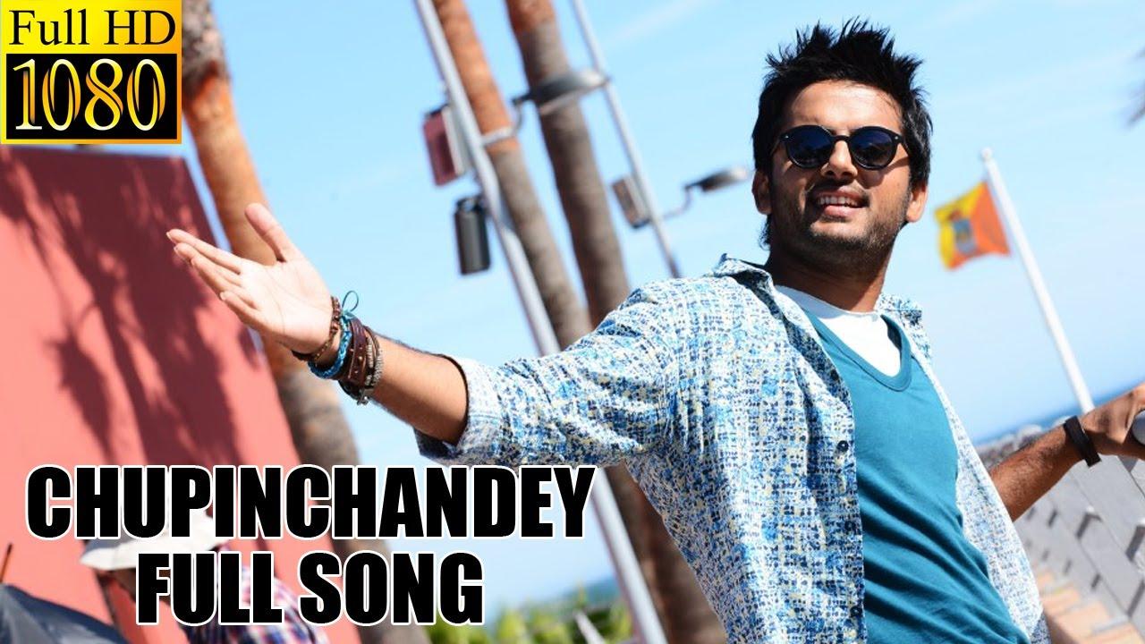 heart attack chupinchandey video song
