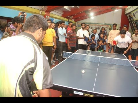 Kreeda Corporate_Table Tennis__Tournament | Tamil Actor | Prashanth | Tamil Cinema