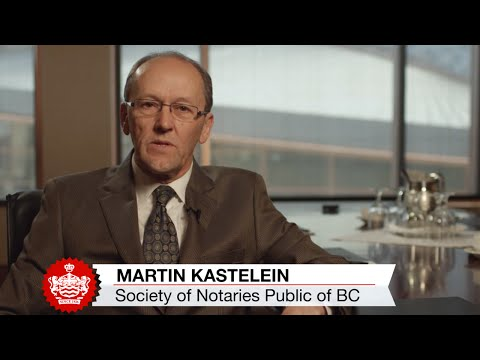 What Kinds of Services Do Notaries in BC Offer? | Martin Kastelein Notary Public