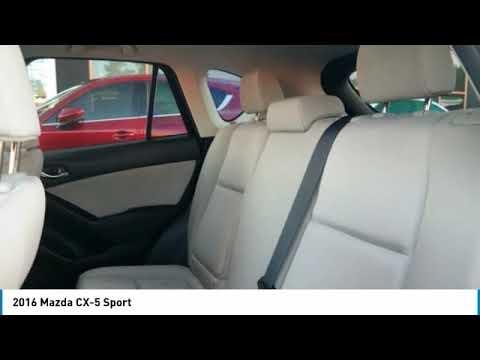 2016 Mazda CX-5 2016 Mazda CX-5 Sport FOR SALE in Kingwood, TX 885472KP