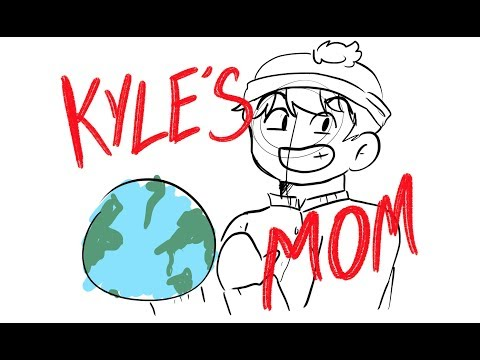 South Park  - Kyle's Mom [ANIMATIC]