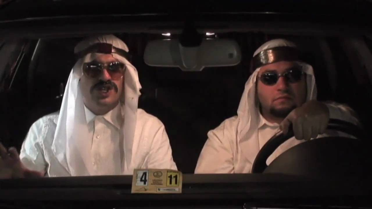 Saudis In Audis Youtube