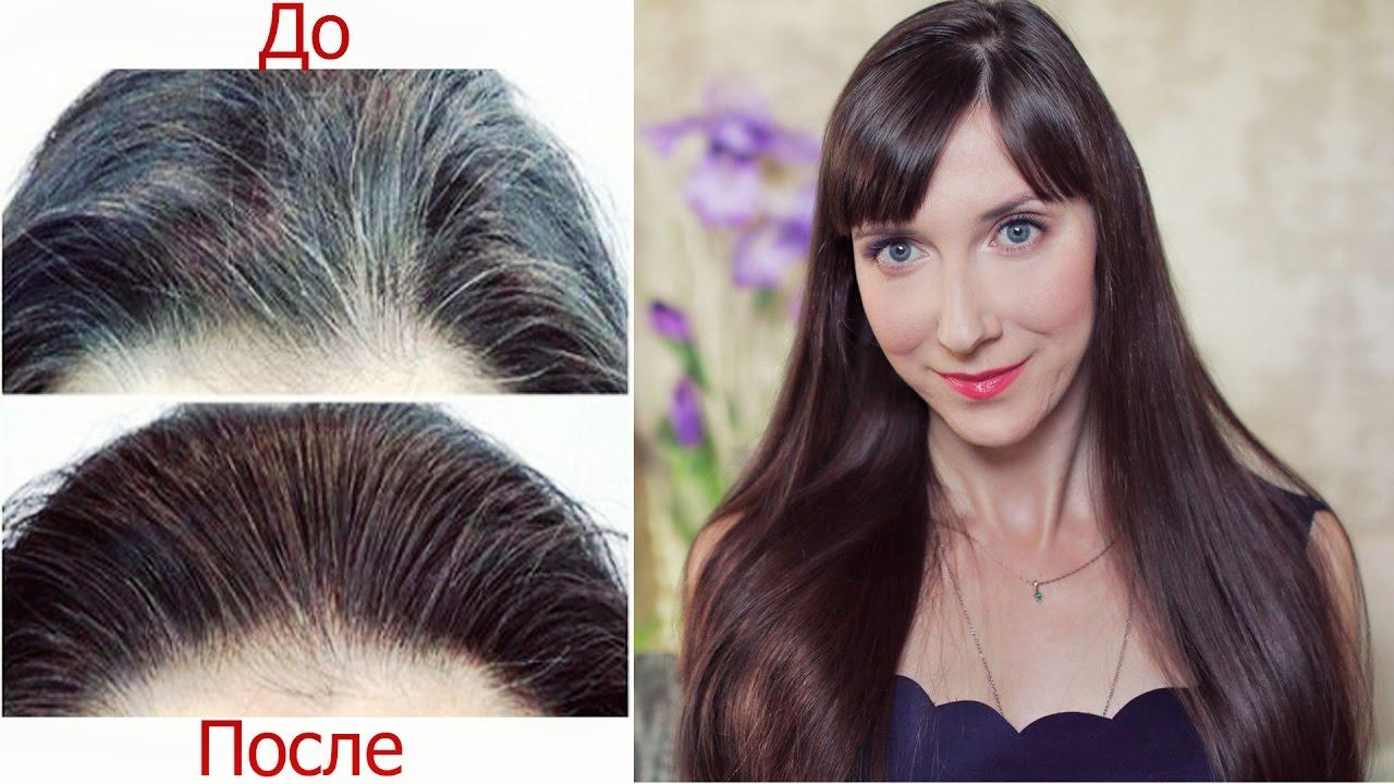 Ламинирование волос с сединой