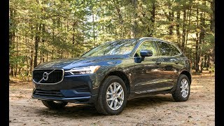 Volvo XC60 T5 2018 Car Review