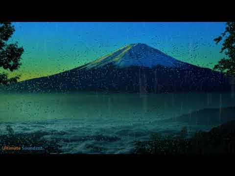 🎧 Rain Sounds At Mt. Fuji (Japan) | Ambient Noise For better Sleep, @Ultizzz day#41