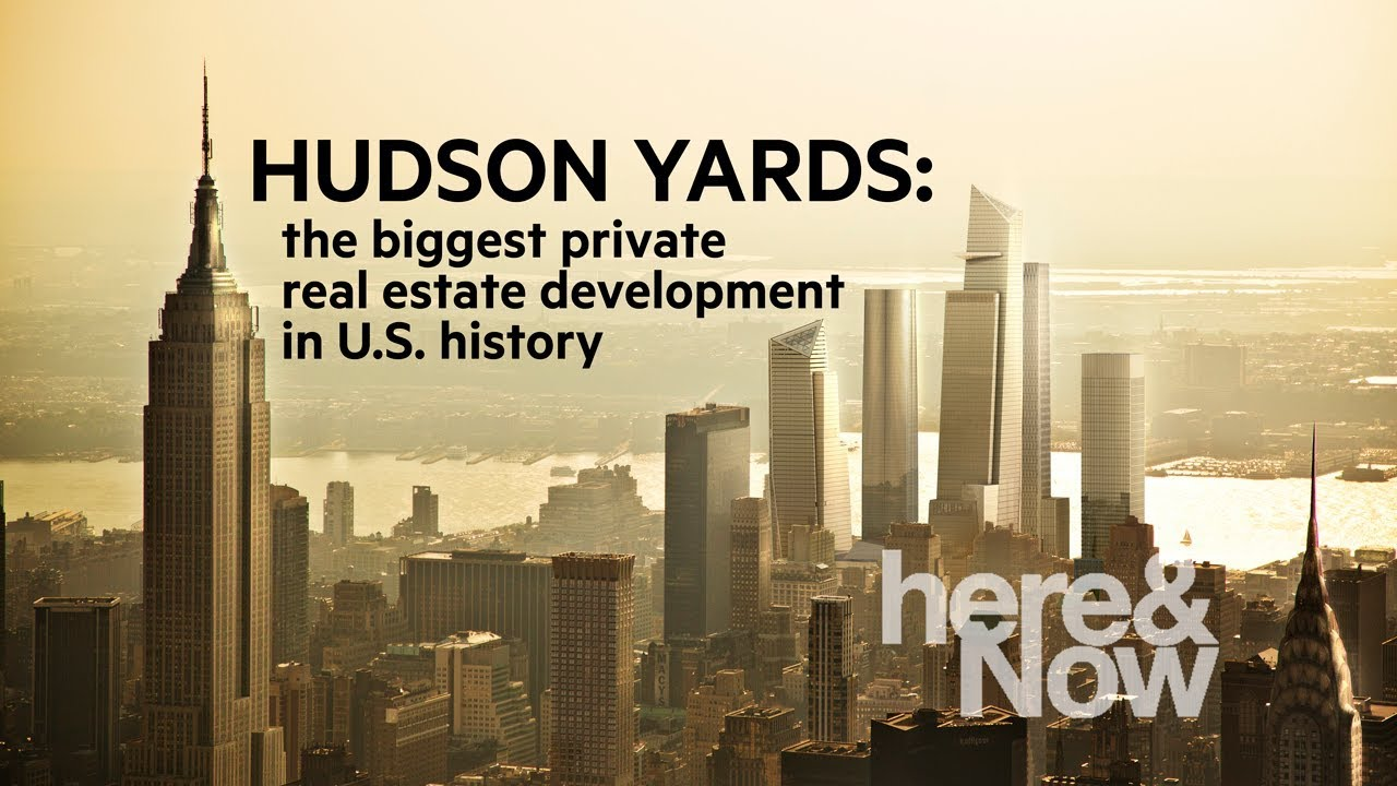 Inside The Biggest Private Real Estate Development In U S