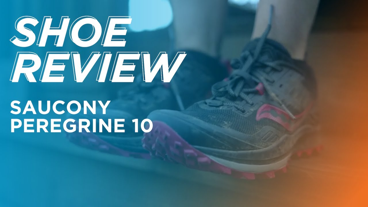 saucony ride 10 review youtube